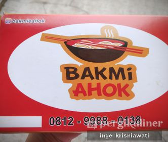 Foto Makanan di Bakmi Ahok