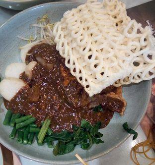 Foto 1 - Makanan(Rujak Cingur (IDR 56k) ) di Sate Khas Senayan oleh Renodaneswara @caesarinodswr