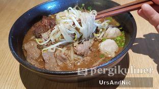 Foto 6 - Makanan(Ayuthaya Beef noodle) di Slap Noodles oleh UrsAndNic