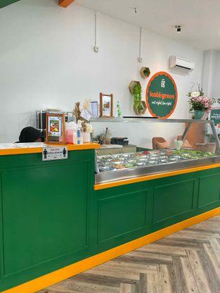 Foto review Kalegreen Salad Bar oleh Jeljel  8