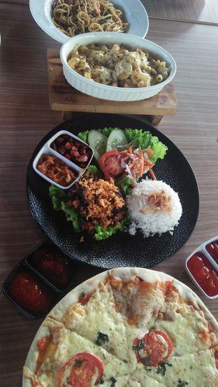 Foto 10 - Makanan di Bounce Cafe oleh Review Dika & Opik (@go2dika)