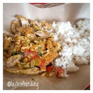 Foto review Ayam Geprek Bebas oleh @tasteofbandung  1