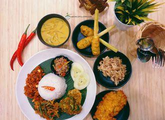 5 Lauk Pauk yang Wajib Ada pada Nasi Campur Bali