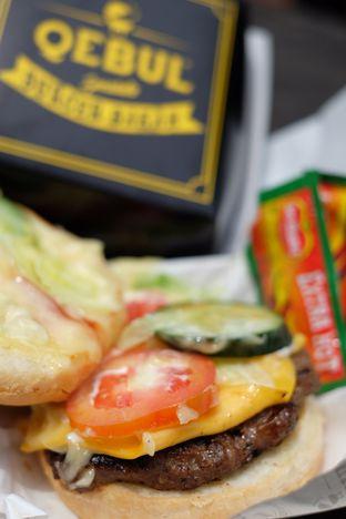 Foto 1 - Makanan di Burger Bakar Qebul oleh Lian & Reza ||  IG: @melipirjajan