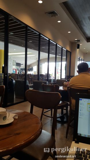 Foto 5 - Interior di Starbucks Coffee oleh Annisa Nurul Dewantari