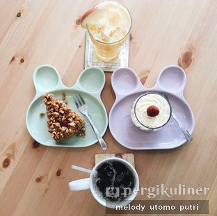 Foto 1 - Makanan di MyBunBun Rabbit Cafe oleh Melody Utomo Putri
