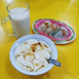 Foto 2 - Makanan(Kembang Tahu, Susu Kacang, Choi Pan) di Choipan & Kembang Tahu 85 Pontianak oleh Claudia @grownnotborn.id