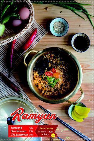 Foto 1 - Makanan di Tteokntalk oleh KimSongTae