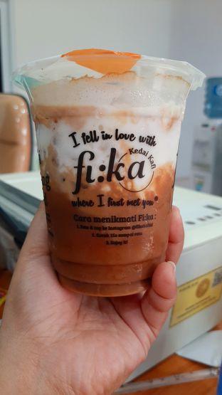 Foto review Fi:ka Kedai Kafi oleh Dwi Muryanti 1