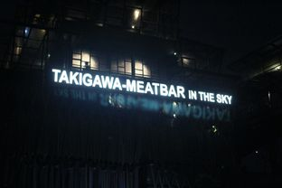 Foto 3 - Eksterior di Takigawa Meatbar In The Sky oleh Steven Ngadiman