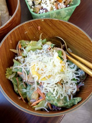 Foto 4 - Makanan di Crunchaus Salads oleh Ika Nurhayati