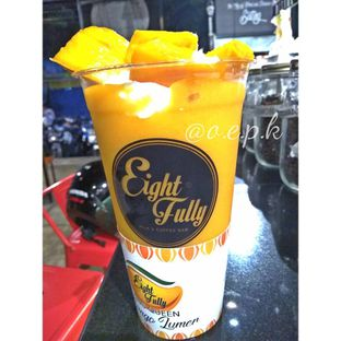 Foto 1 - Makanan di Eightfully Milk & Coffee Bar oleh OETARI PRAMESTI
