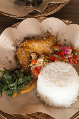 Foto 4 - Makanan di Ayam Krezz Kalasan oleh thehandsofcuisine