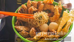 Foto - Makanan(Bakmi Seafood) di Nasi Gurih Aceng oleh @gakenyangkenyang - AlexiaOviani