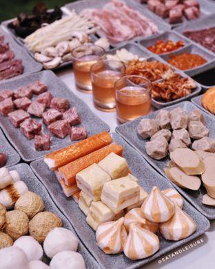 Foto 7 - Makanan di Saranghaeyo BBQ oleh Eat and Leisure