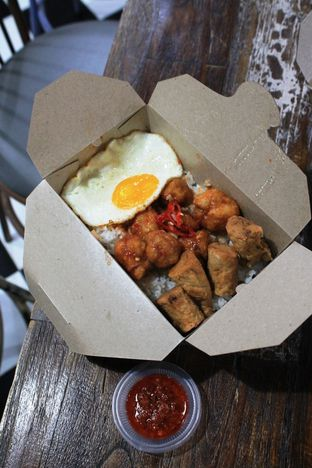Foto 7 - Makanan di Krizpi Express oleh Prido ZH