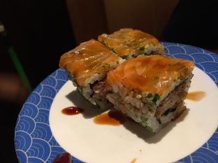 Foto 5 - Makanan di Tom Sushi oleh Yohanacandra (@kulinerkapandiet)