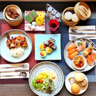 Foto review Food Exchange - Hotel Novotel Mangga Dua oleh Christine Lie #FoodCraverID 3