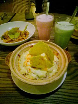 Foto 3 - Makanan(Baked Rice Polar Bear) di Warung Pasta oleh Ratu Aghnia