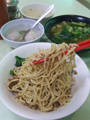 Foto 2 - Makanan di Bakmi Gang Kelinci oleh Stallone Tjia (@Stallonation)