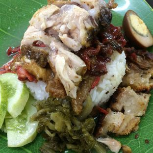 Foto review Nasi Campur AFA Kalimantan oleh odillia carissa 1