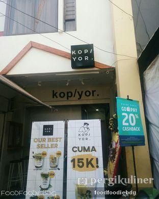 Foto 2 - Eksterior di Kopi Yor oleh Food Foodie Bdg