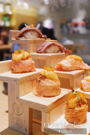 Foto review Sushi Hiro oleh Muhammad Fadhlan (@jktfoodseeker) 2