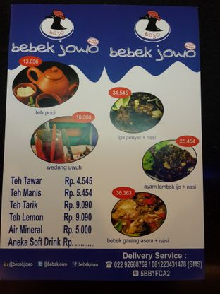 Foto review Bebek Jowo oleh NOTIFOODCATION Notice, Food, & Location 1
