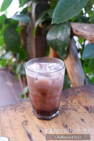 Foto 4 - Makanan(Ice Chocolate) di Kopi Kiwari oleh Shella Anastasia
