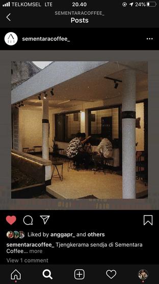 Foto 1 - Interior(halaman depan nihh) di Sementara Coffee oleh Samuel Albertus