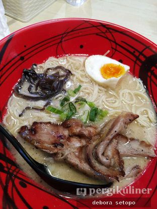 Foto 2 - Makanan di Universal Noodle Ichiro Ochazuke Ramen oleh Debora Setopo