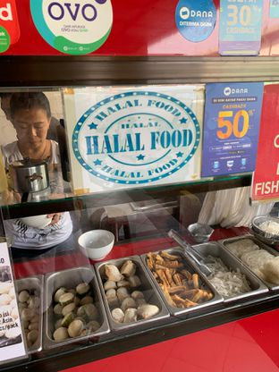 Foto 3 - Makanan di Ahan Bakso Ikan Telur Asin oleh Isabella Chandra