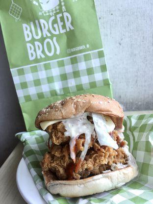 Foto review Bros Burger oleh Prido ZH 1