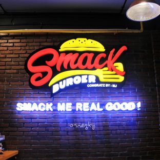Foto review Smack Burger oleh oriezky Andreansyah 5