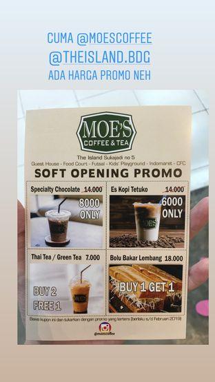 Foto 2 - Menu di Moe's Coffee & Tea oleh Mariane  Felicia