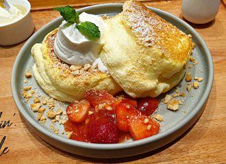 6 Souffle Pancake di Jakarta yang Lembut dan Kekinian