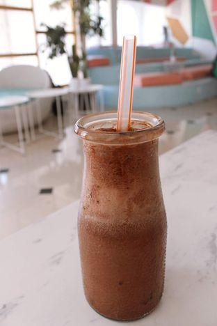 Foto 4 - Makanan(Chocolate Bubble) di Lumer+ oleh IG: @delectabletrip