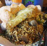 Foto Nasi Goreng Istimewa di Nasi Goreng Pak Gendut