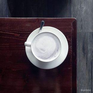 Foto 1 - Makanan(Taro Latte) di Meet Me Cafe oleh Airin Sherry