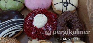 Foto review Hishers Donut & Gelato oleh Mich Love Eat 5