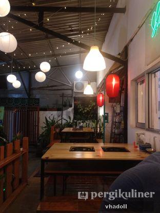 Foto 3 - Interior di Omoshiroi Shabu & Grill oleh Syifa