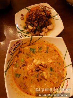 Foto 3 - Makanan di Soto Betawi H. Mamat oleh ig: @andriselly