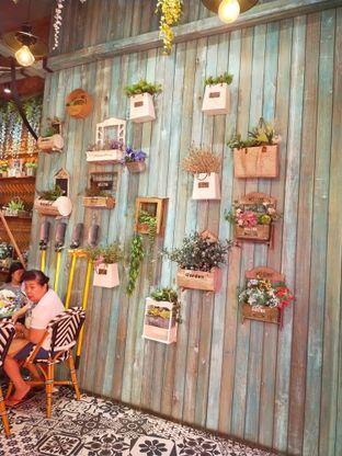 Foto 8 - Interior di ROOFPARK Cafe & Restaurant oleh Komentator Isenk