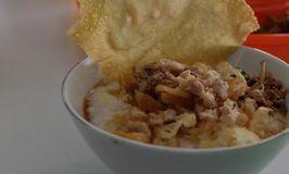 Bubur Ayam Cakwe GRace