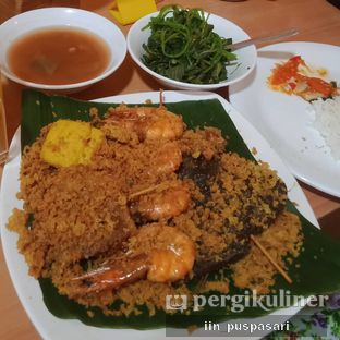 Foto 1 - Makanan di Warung Nasi Alam Sunda oleh Iin Puspasari