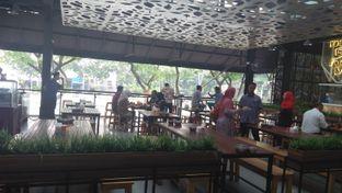 Foto 2 - Interior di Kedai Pak Ciman oleh Review Dika & Opik (@go2dika)