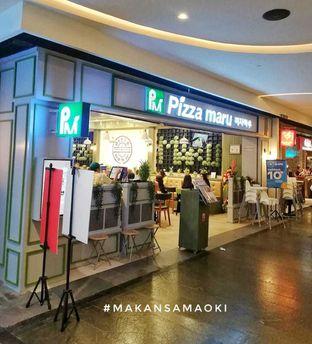 Foto review Pizza Maru oleh @makansamaoki  3