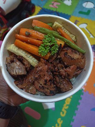 Foto 1 - Makanan(Duck Rice Bowl ala Tamoe) di Tatap Moeka oleh Rachmat Kartono