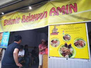 Foto 5 - Eksterior di Bakmie Belawan Amin oleh Lady Ruly