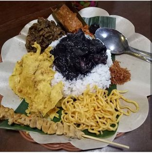 Foto review Nasi Cumi Hitam Madura Pak Kris oleh Devi Jochie 1